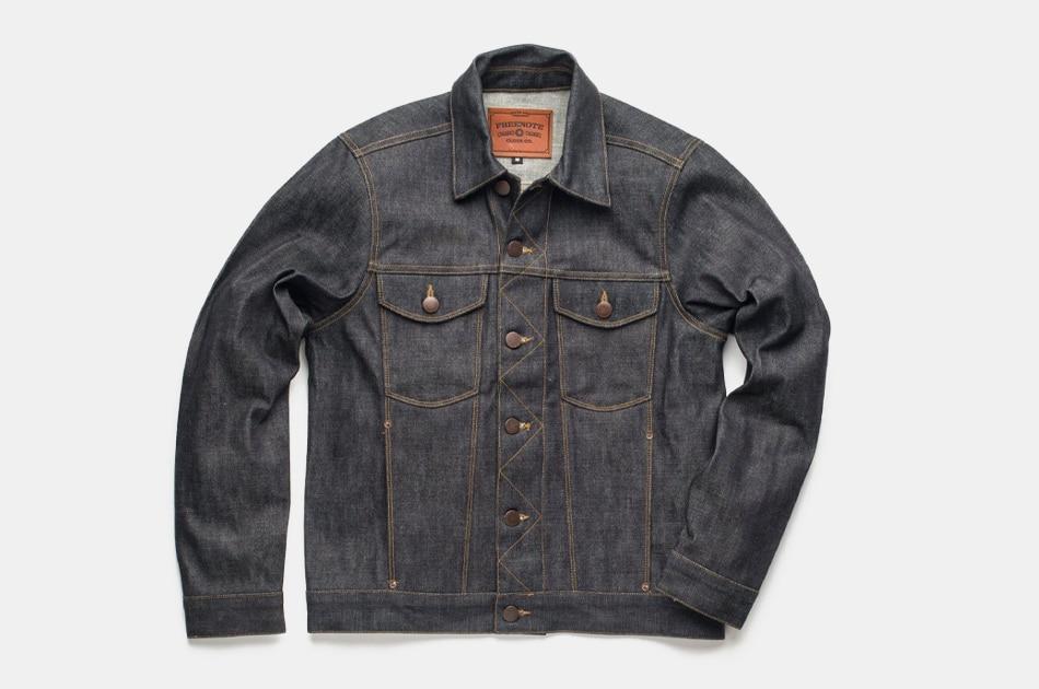 Freenote Cloth Classic Denim Jacket