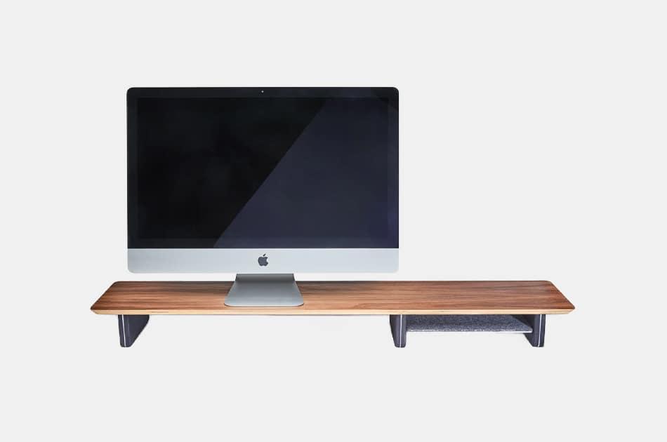 Grovemade Walnut Desk Shelf