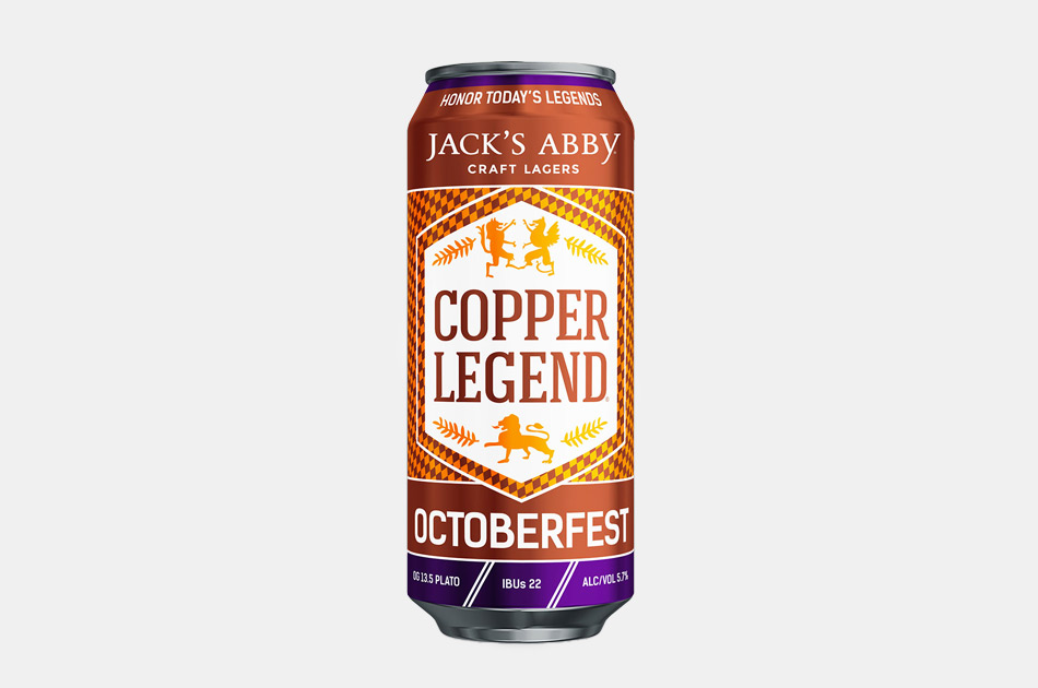 Jack's Abby Copper Legend Octoberfest Lager