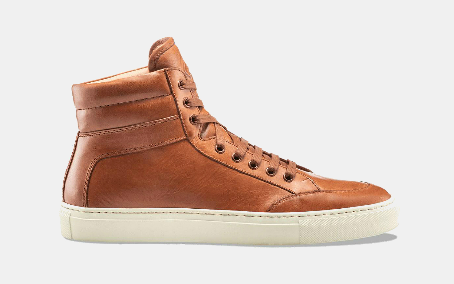 Koio Primo Castagna Hightop Sneakers