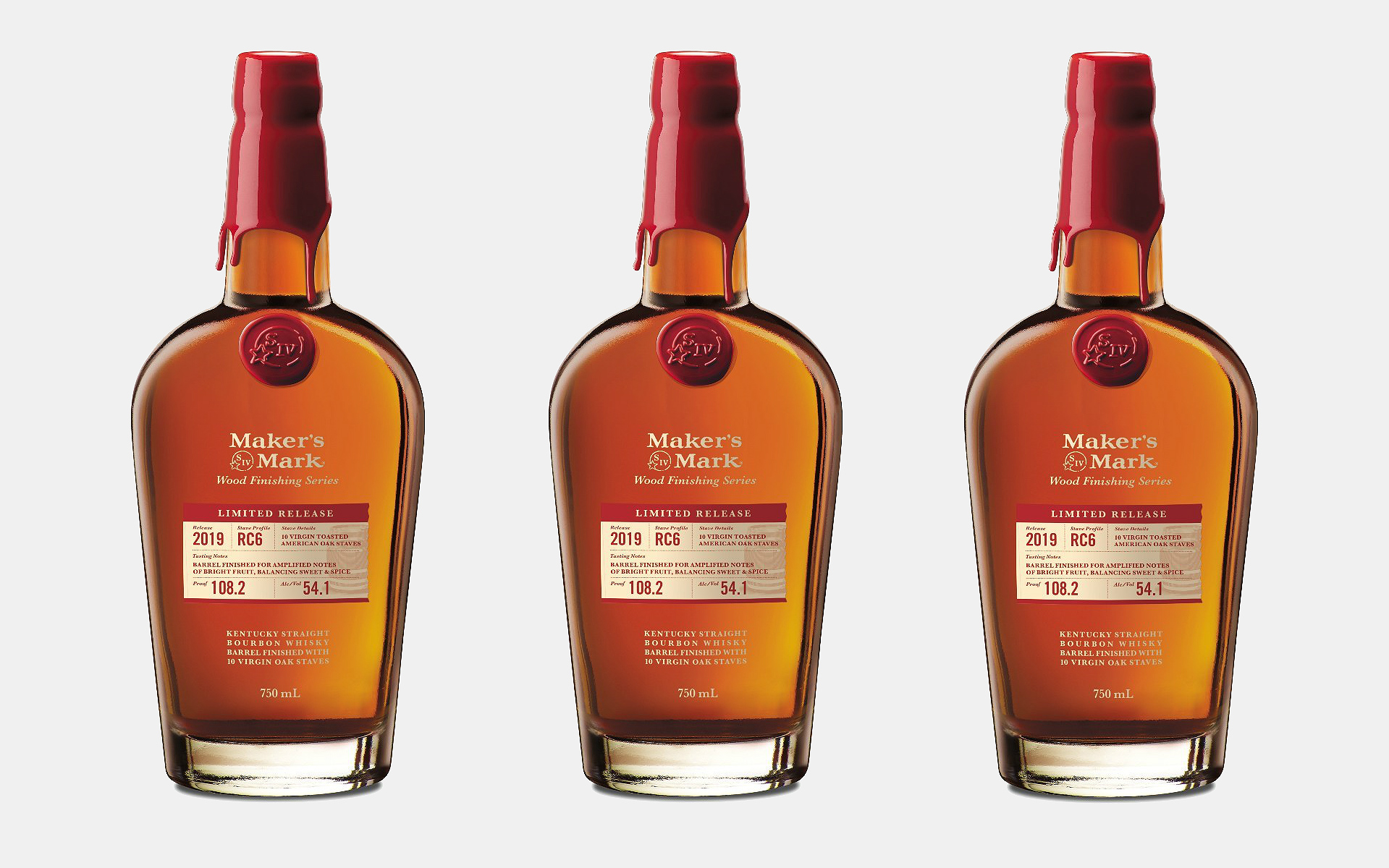Maker's Mark Wood Finishing Series 2019 Limited Release Bourbon