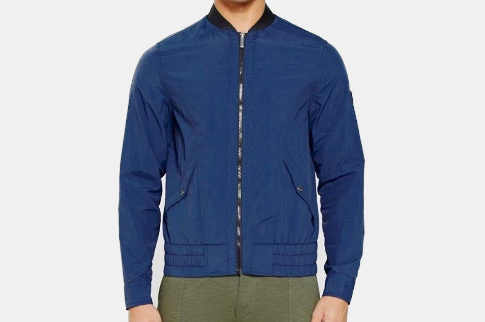 Native Youth Venture Bomber Jacket