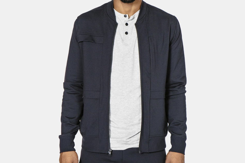 Public Rec Crosstown Bomber Jacket