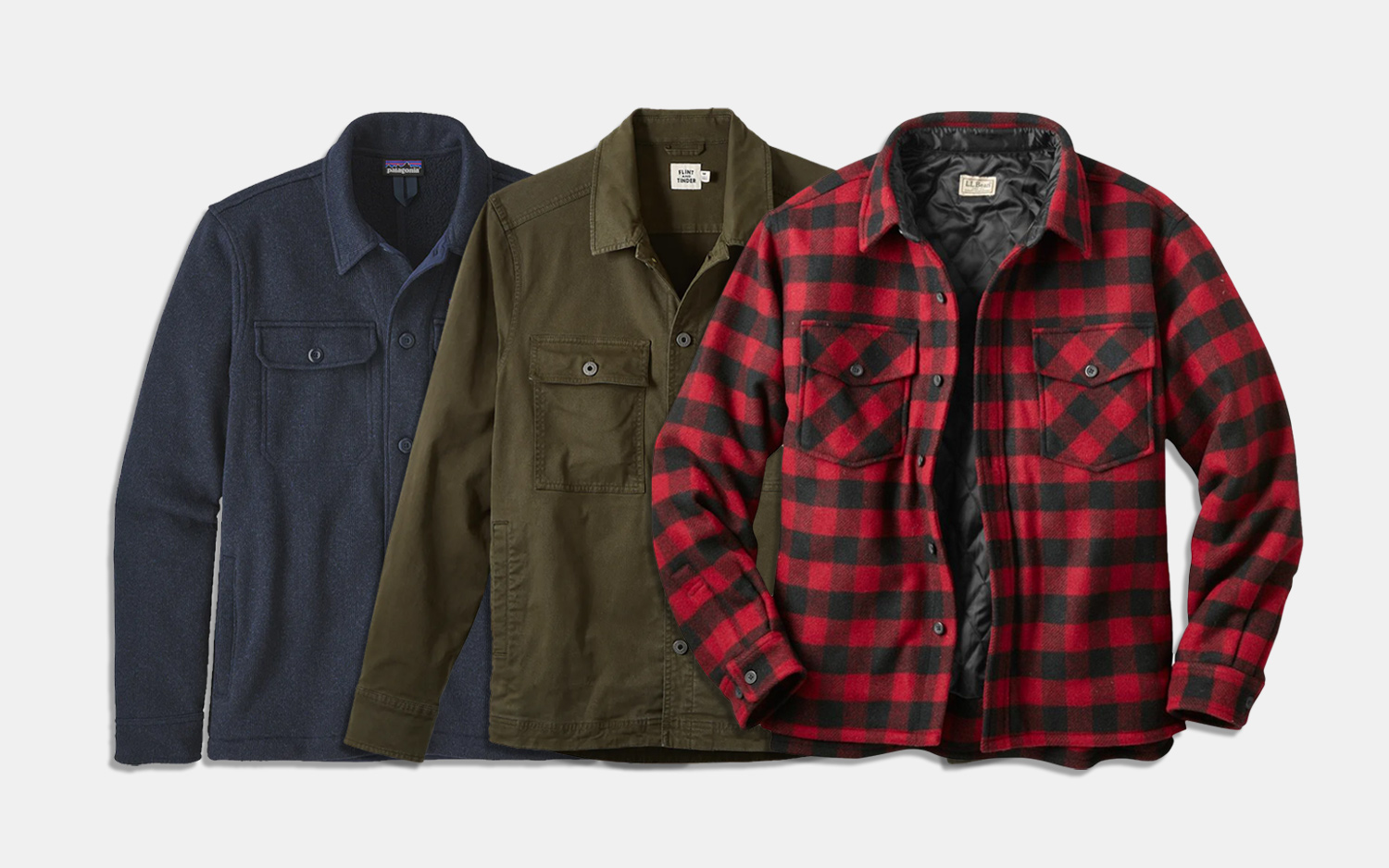 best shirt jackets