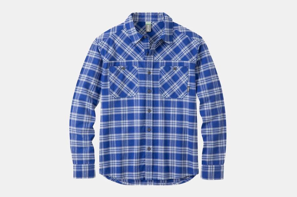 Stio Miter Flannel Shirt