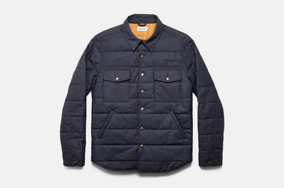Taylor Stitch Garrison Shirt Jacket