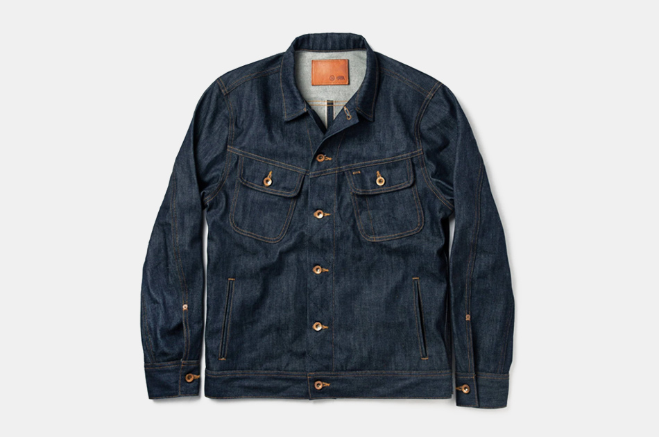 Taylor Stitch Long Haul Jacket in Cone Mills Reserve Selvage