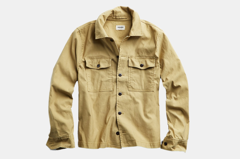 Todd Snyder CPO Overshirt Jacket