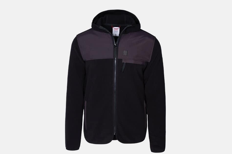 Topo Designs Fleece Hoodie