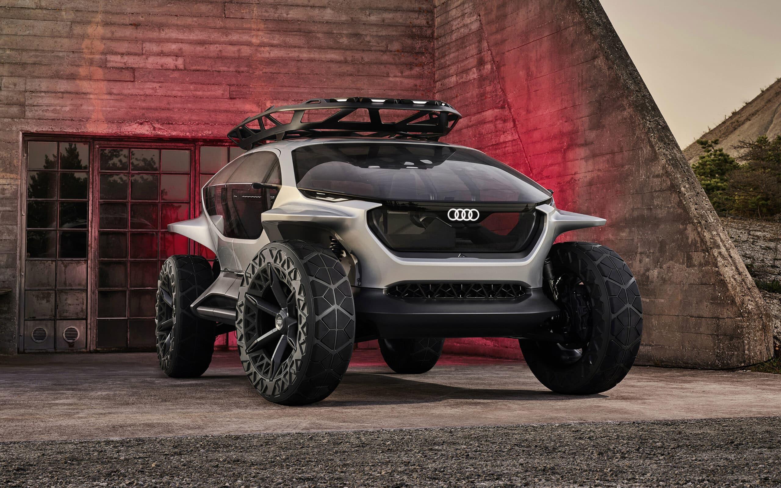 Audi AI: Trail Quattro Concept