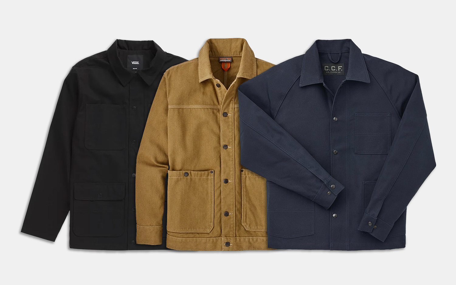 Best Men's Chore Coats