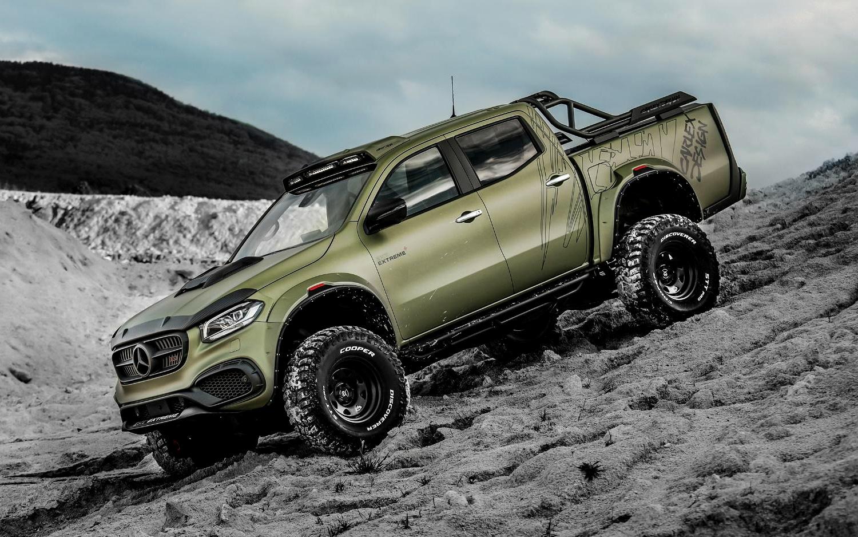 Carlex Design Mercedes-Benz Exy Extreme+