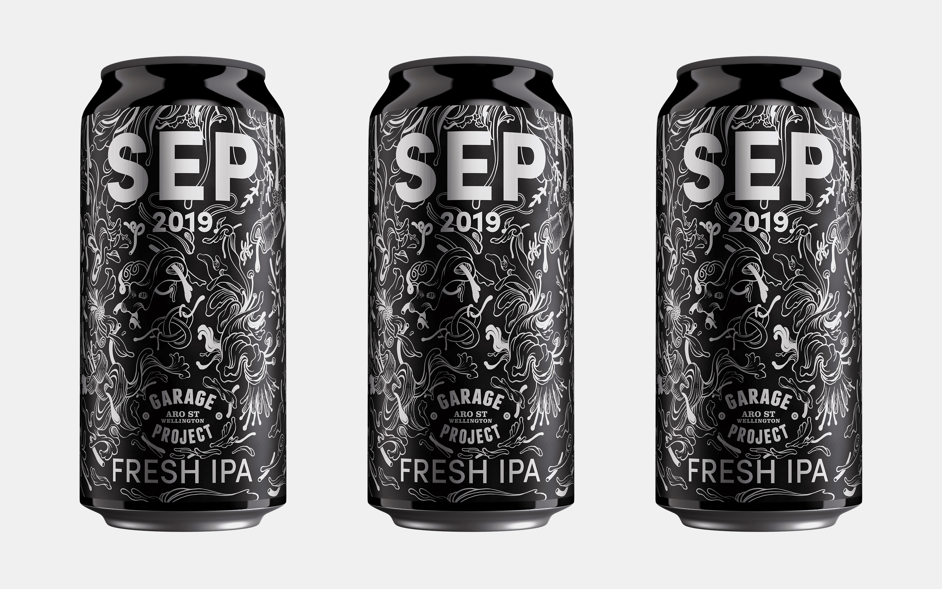 Garage Project Fresh September '19 IPA