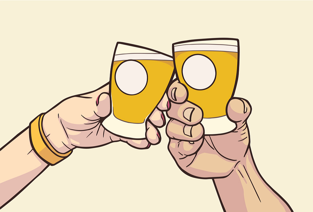 How To Pour A Glass Of Beer