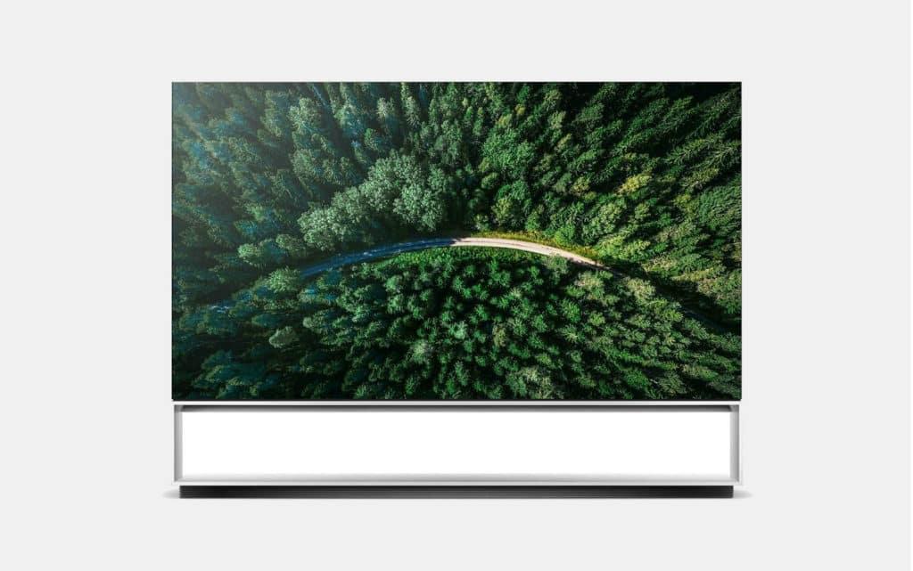 LG 88-inch 8k Smart TV