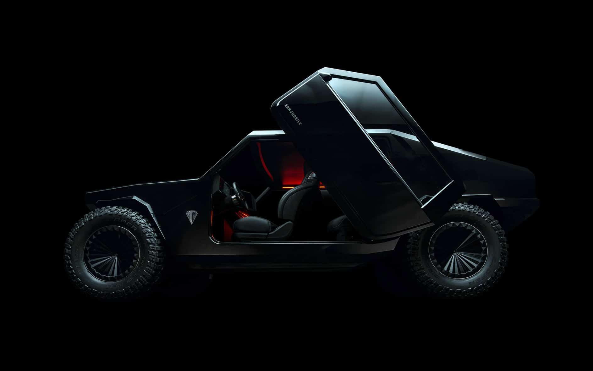 Ramsmobile RM-X2 Multipurpose Hypercar