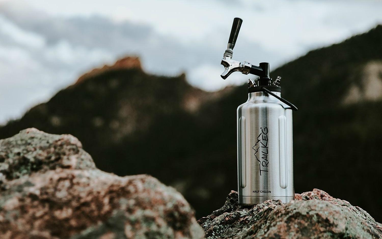 TrailKeg Half-Gallon Pressurized Growler