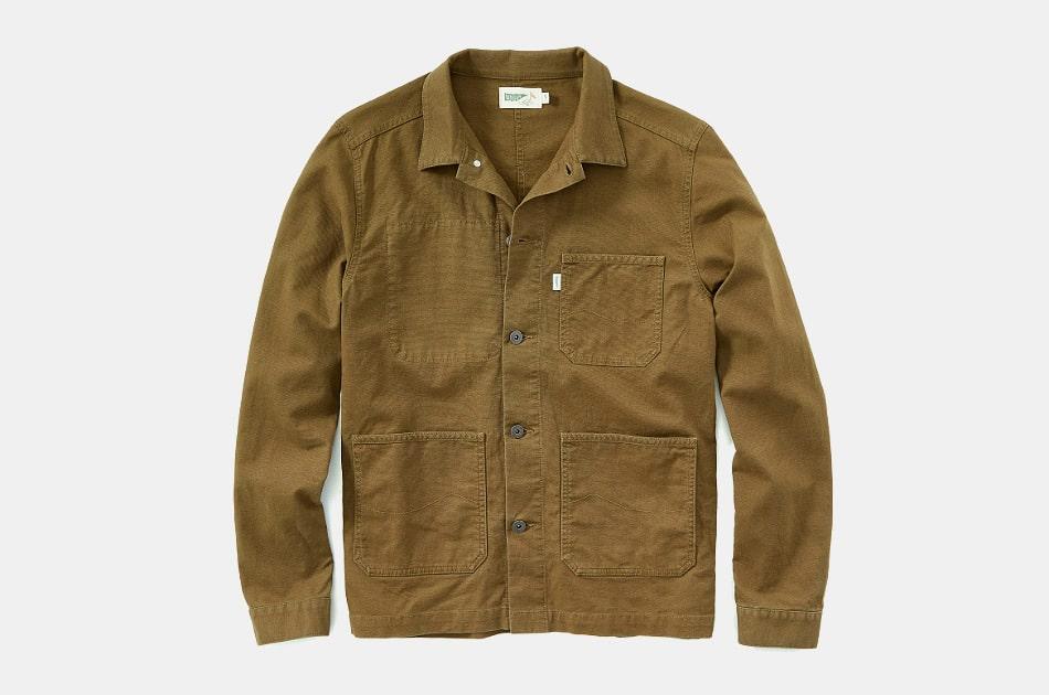 Wellen Stretch Chore Coat