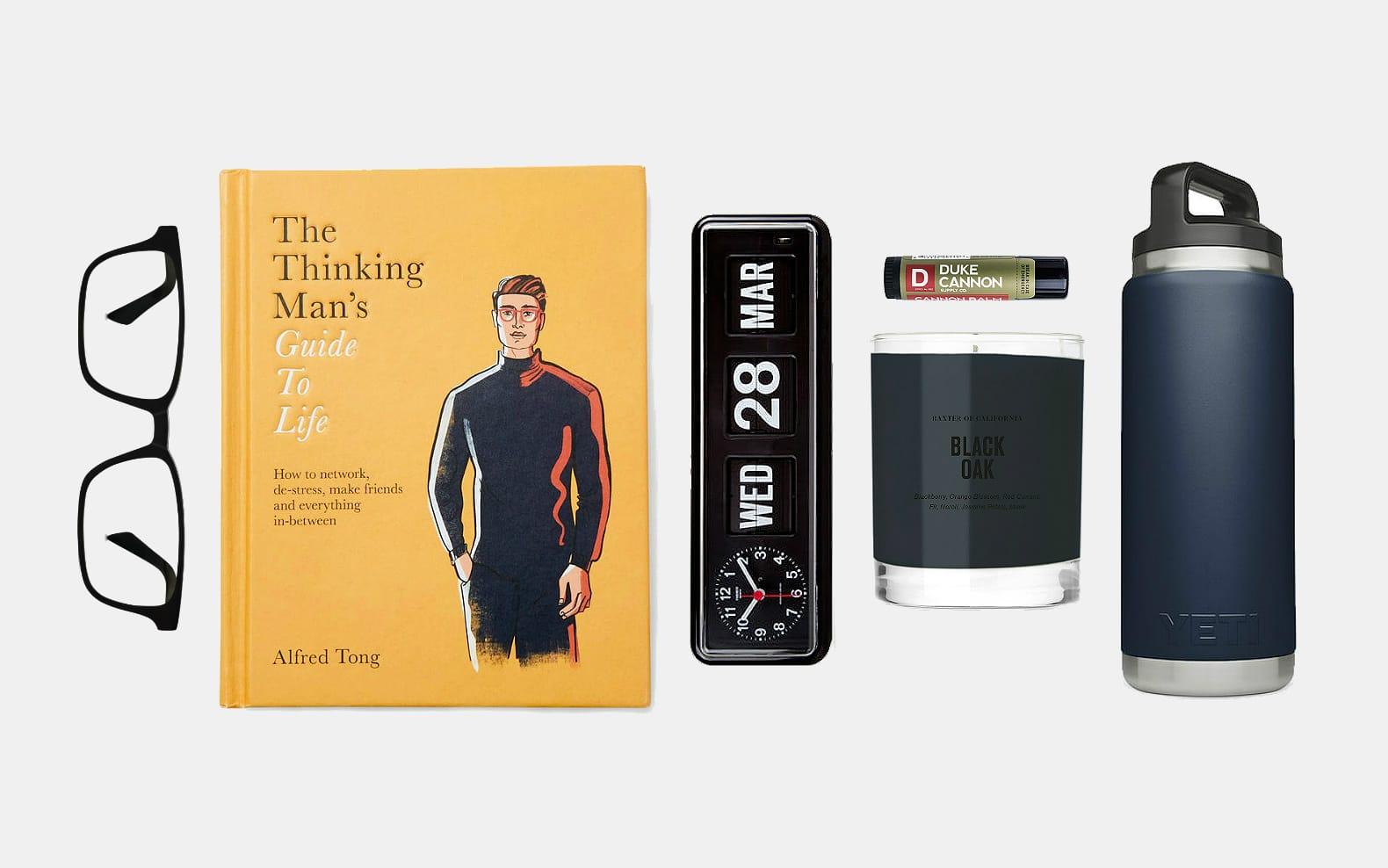 12 Nightstand Essentials For Men Gearmoose