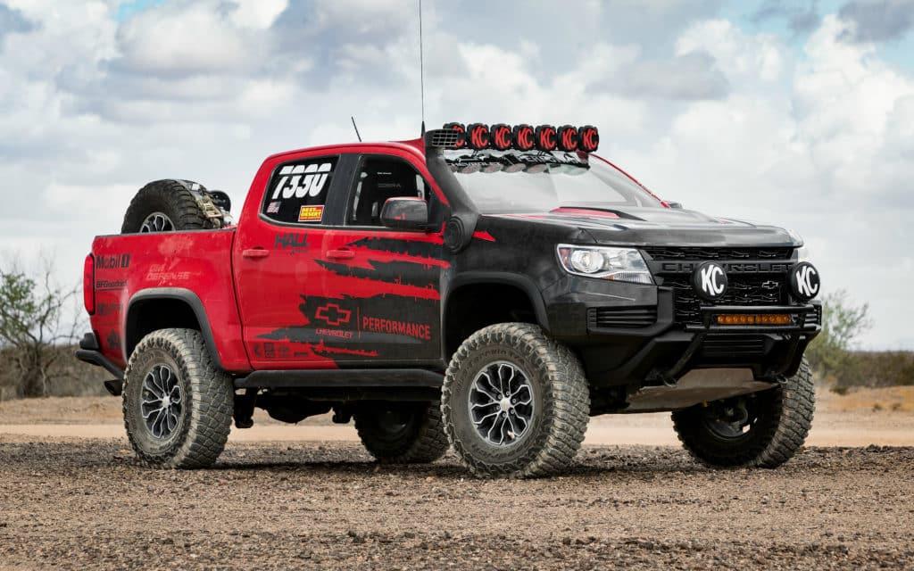 2021 Chevrolet Colorado ZR2 | GearMoose