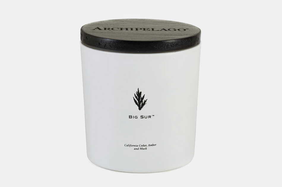 Big Sur Luxe Candle