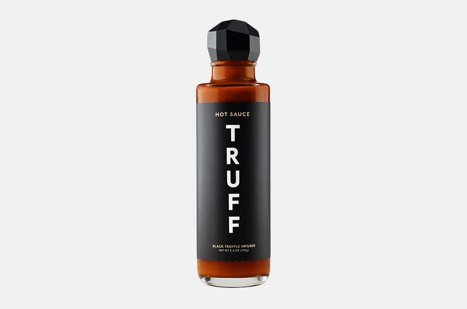 Black Truffle Infused Hot Sauce