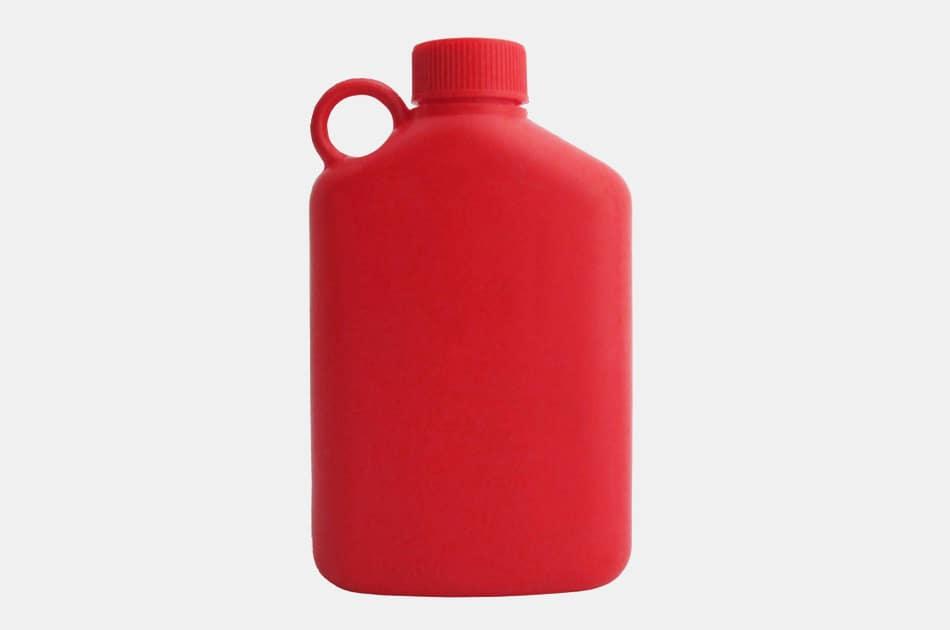 Bush Smarts Lightweight Hip Flask