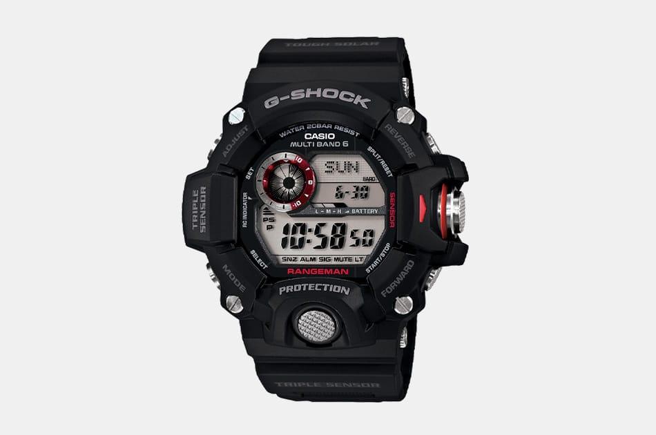 Casio G-Shock Rangeman Watch