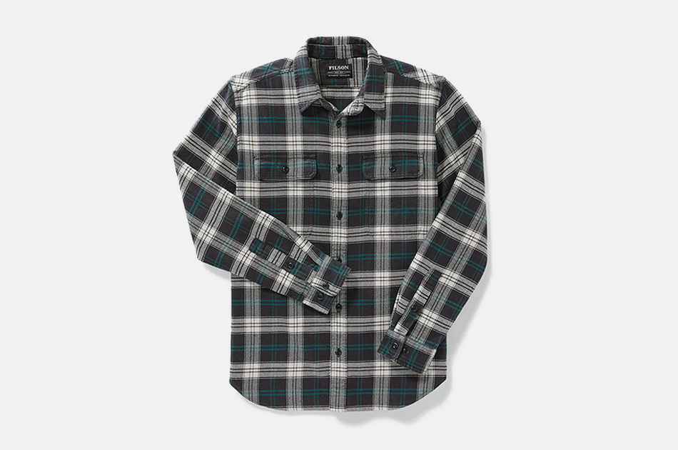 Filson Vintage Flannel Workshirt