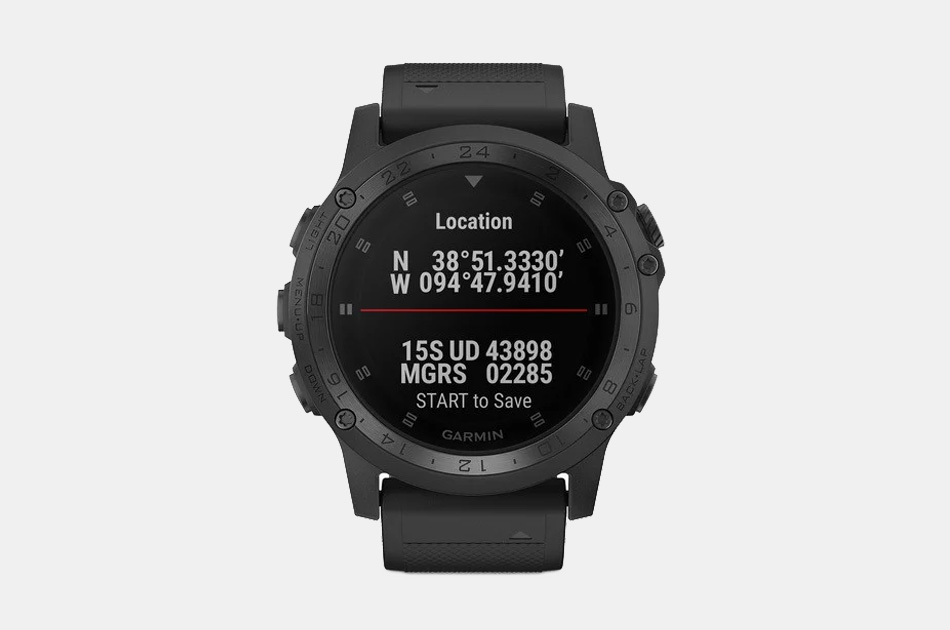Garmin Tactix Charlie Tactical GPS Watch