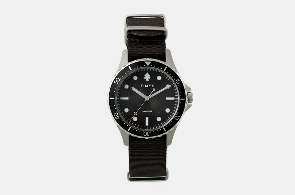 Huckberry x Timex Diver