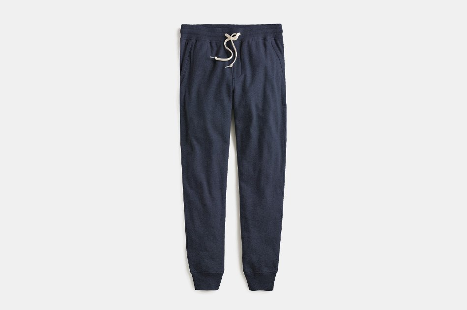 J.Crew Brushed Fleece Sweatpants