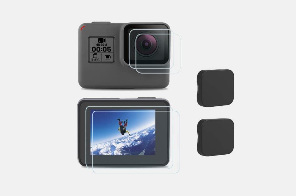 Kupton Screen Protector for GoPro Hero7