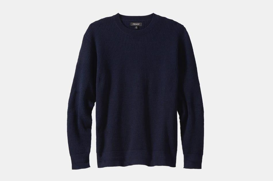 Proof 72-Hour Merino Sweater