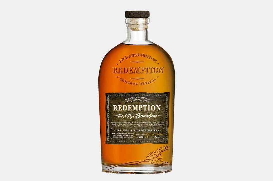 Redemption High-Rye Bourbon