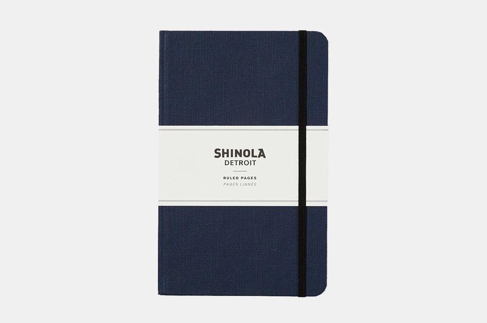 Shinola Linen Journal