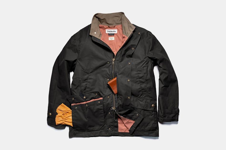 Tom Beckbe Tensaw Jacket ES