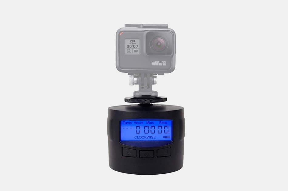 TurnsPro Time Lapse 360 Camera Mount