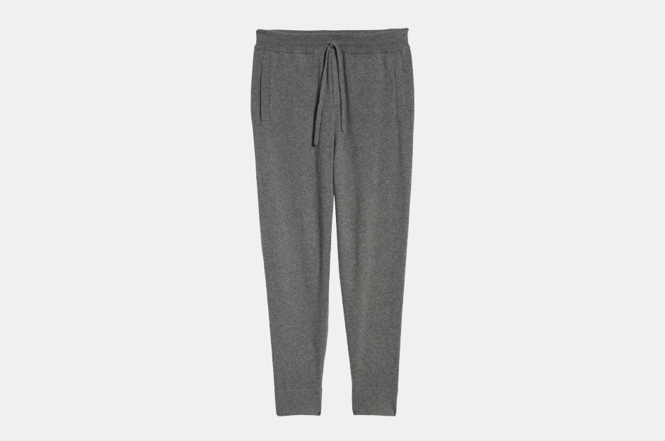 Vince Cashmere & Wool Sweatpants
