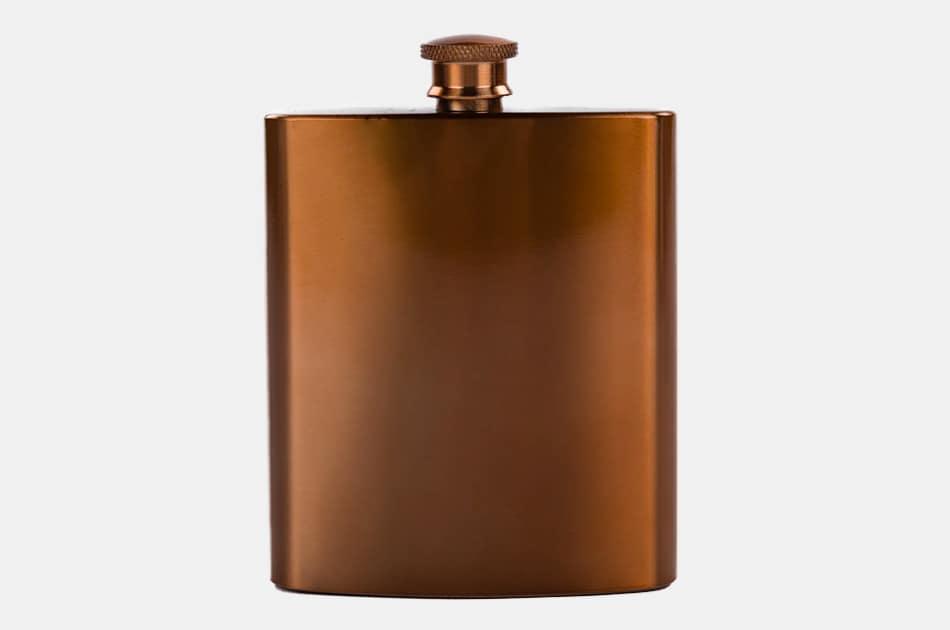 W&P Design Copper Flask