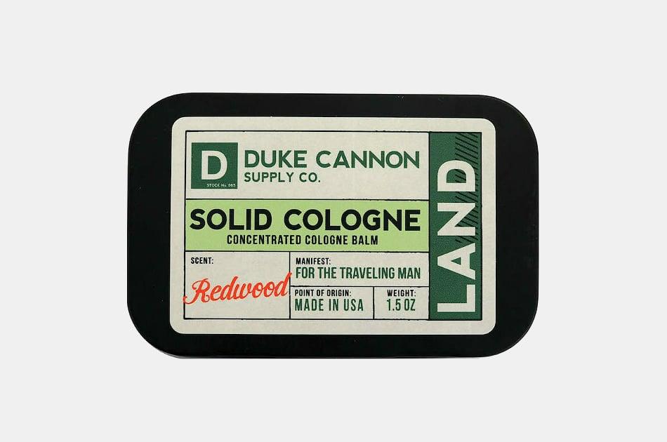 Duke Cannon Solid Cologne Sale