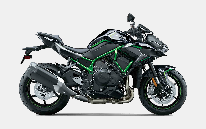 2020 Kawasaki Z H2 Supercharged Hypernaked Motorcycle