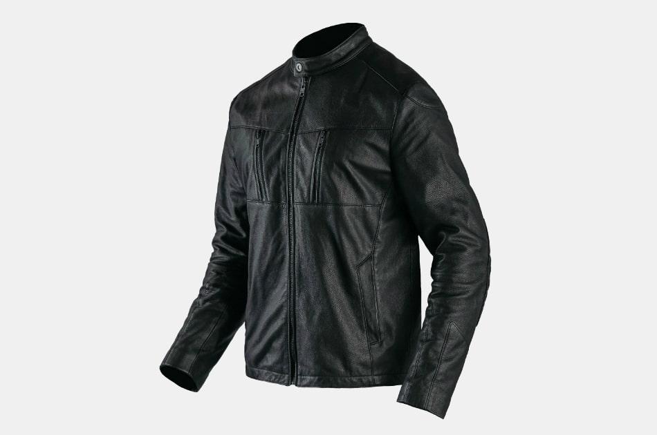 25 Best Mens Leather Jackets Gearmoose