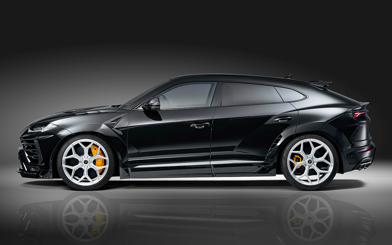2020 NOVITEC Lamborghini Urus
