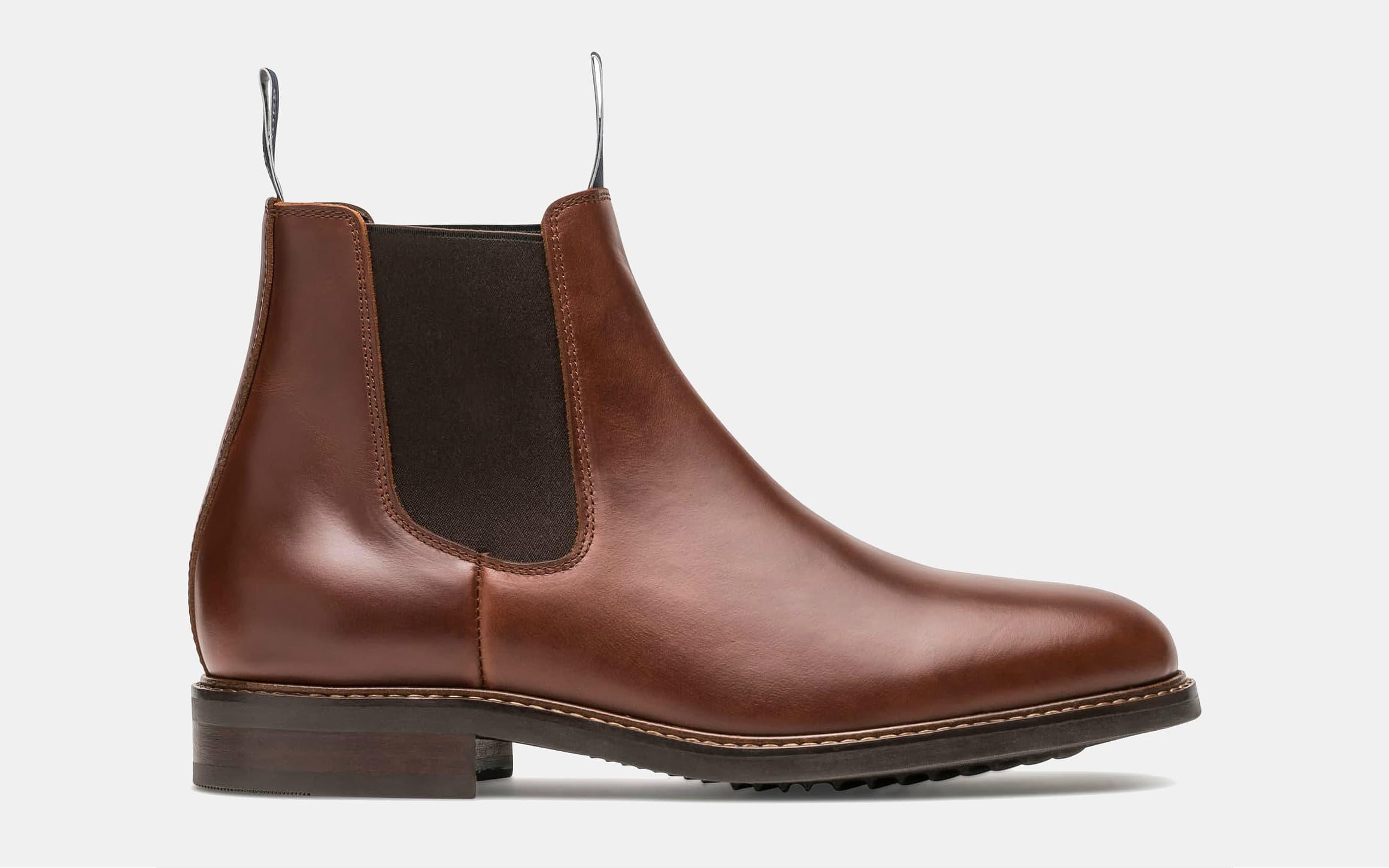 Rhodes Huxley Boots