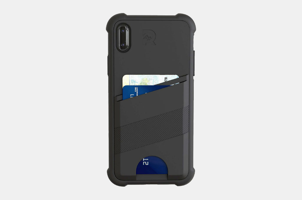 The Ridge Shockproof Card Case