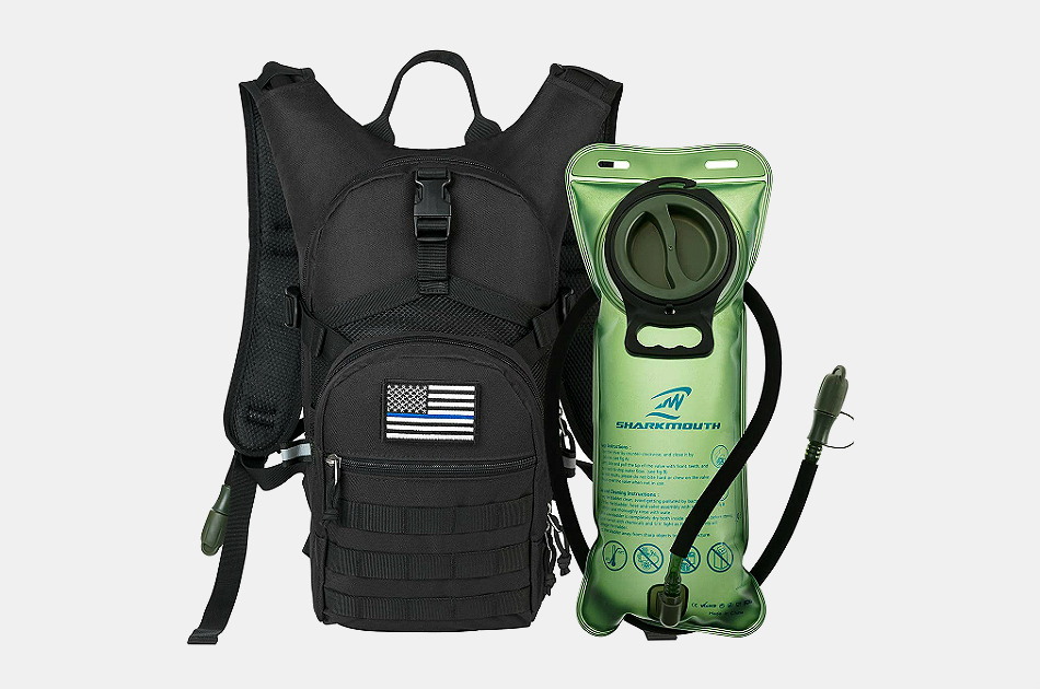 Sharkmouth Tactical Hydration Pack