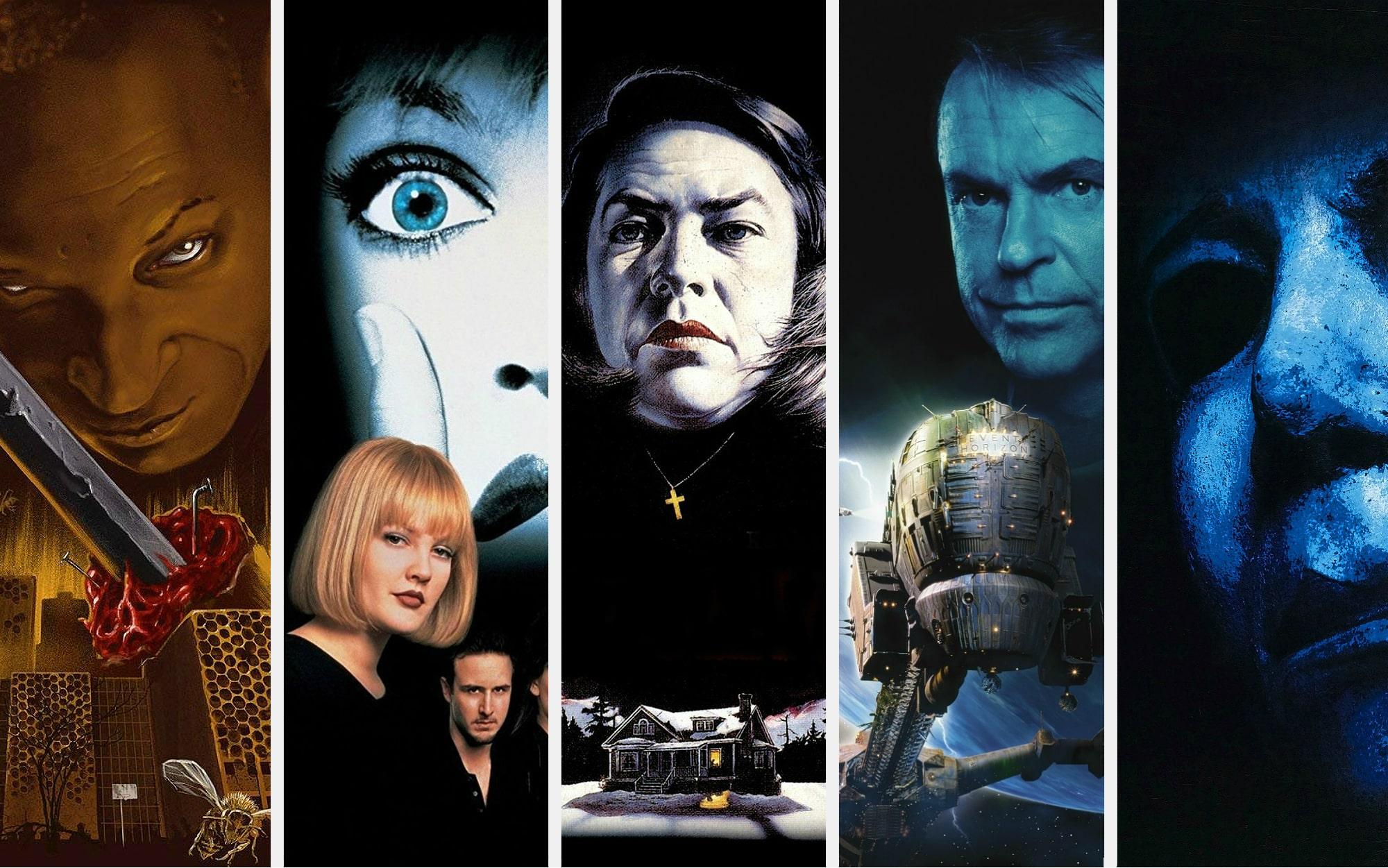 Best 90's Horror Movies