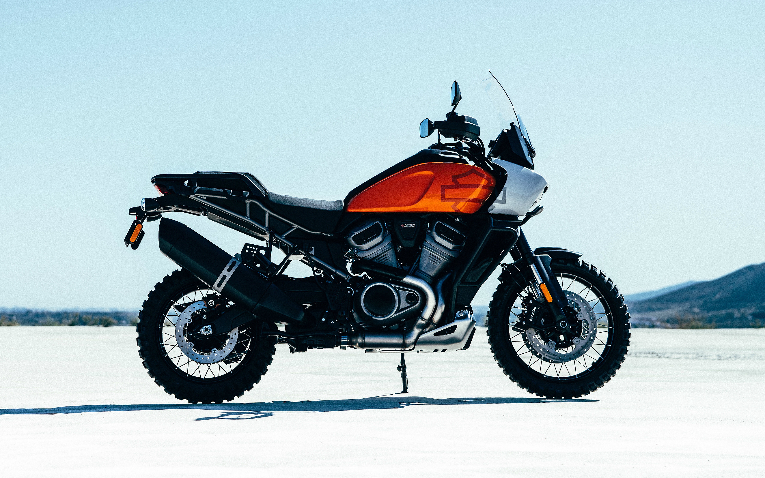 2020 Harley Davidson Pan America Adventure Touring Motorcycle