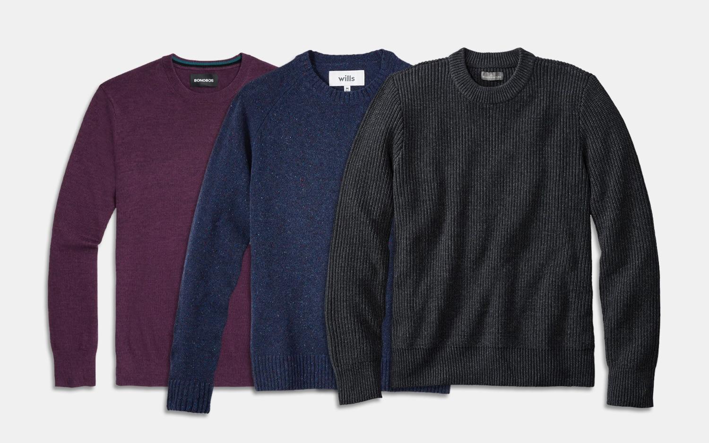 The 20 Best Sweaters For Men | GearMoose